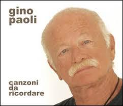 Gino Paoli - Musicista - Banca dati musicale - Radio Swiss Jazz