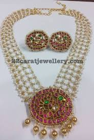 pearls chain with ruby pendant jpg 540