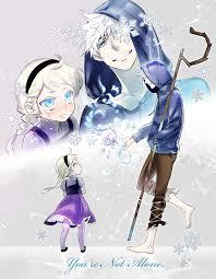 Disney & Cartoon In Anime   Jack frost, Phim hoạt hình disney, Jelsa