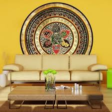 Shop Full Color India Mandala Yoga Ornament Buddha Full Color Wall Decal Sticker Sticker Decal Size 48x48 Overstock 14812027
