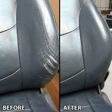 car seat sofa leather