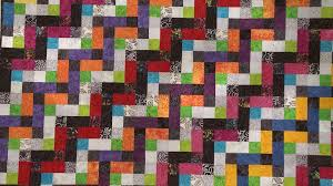 How To Make The Chain Link Quilt Quilting Daily
