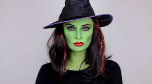 how to apply witches makeup for