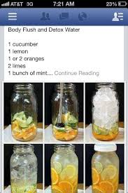 weight loss detox water by miriam