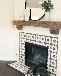 hot fireplace tile trends bedrosians