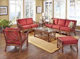 bali living room rattan end table model