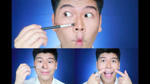 nose line makeup tutorial saubhaya makeup