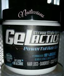 gelactica powerful hair gel in
