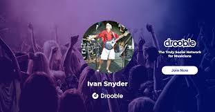 Ivan Snyder | Drooble