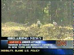 9/11 News Coverage: 10:03 AM: UA 93 Crashes in Pennsylvania - YouTube