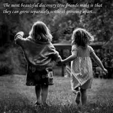 a so true nothing compares to a childhood friend