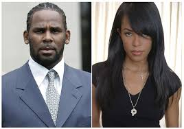 R. Kelly charged with paying bribe before marrying Aaliyah