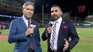 Bob Carpenter and F.P. Santangelo after Game 5 - YouTube