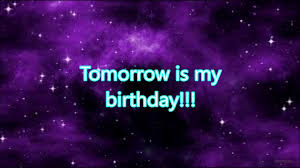 fantastic tomorrow is my birthday quotes the lost desire