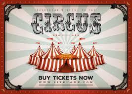 Resultado de imagem para circusl vintage