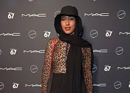 Model Mariah Idrissi explores Abu Dhabi's wildlife   Arab News