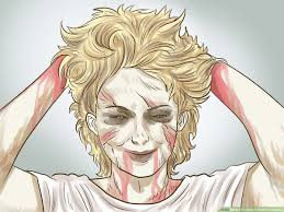 how to create a zombie costume with