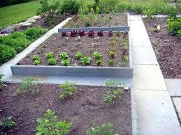 raised garden beds backyard bed ideas