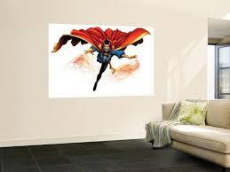 Marvel Heroes Dr Strange Flying Wall Mural Allposters Com