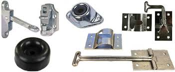 rv door keepers latches and pers at