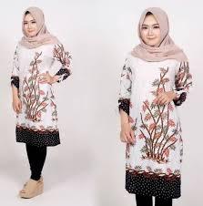 Model baju batik ini meniru model baju yang memang sedang tren di kalangan anak muda. 45 Model Baju Batik Atasan Wanita Terbaru 2020
