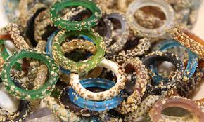colors of the stone to bead true blue