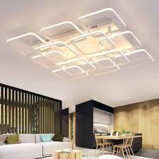 modern ceiling light led dimming