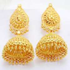 24k gold plated south indian