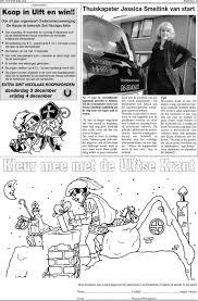 De Crisis Gaat Aan Sinterklaas Voorbij Pdf Gratis Download