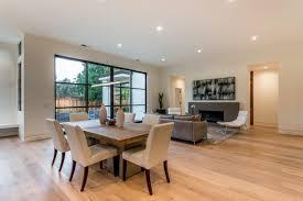 modern home with an open floor plan