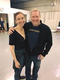 EVANSVILLE BALLET - What an amazing treat to have Gretchen Smith from New  York City Ballet at EB tonight! Myself and the dancers have a new  favorite...you know where we are now