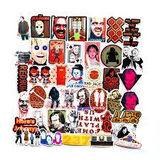 45pcs Bag Horror Movie The Shining Jack Torrance Vinyl Sticker Set For Laptop Phone Decal Buy Horror Sticker Shinning Movie Sticker Jack Torrance Viny Sticker For Laptop Phone Decal Product On Alibaba Com