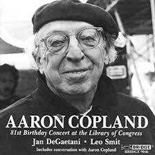 Conversations with Aaron Copland, Donald L. Leavitt and Leo Smit by Aaron  Copland on Amazon Music - Amazon.co.uk