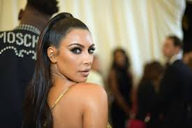 calls kim kardashian west