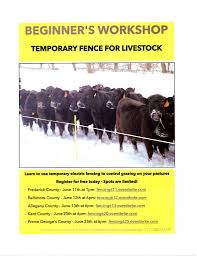 Electric Fence Workshop Temporary Fence For Livestock Gallagher Electric Fencing Valley Farm Supply Superstore