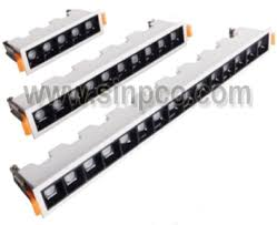 linear led downlight trimless led