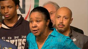Eric Garner's Wife Lashes Out at Cop Who Killed Her Husband - ABC News