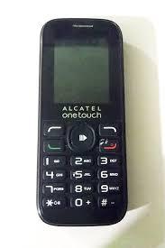File:Front view Alcatel OT 1050A.jpg ...