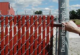 Privacy Slats For Chain Link Weave