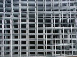 Welded Wire Mesh Fence Panels Galvanized Stainless Steel Fabric