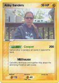 Pokemon Abby Sanders