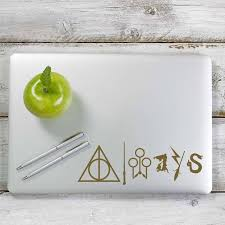 Always Harry Potter Decal Sticker For Car Window Laptop And More 99 Yoonek Graphics