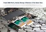 Gocomma Foldable Outdoor Waterproof Solar Charging Board ACU