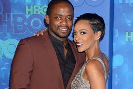 Psych: The Movie:' Jazmyn Simon and Dule Hill — Gus Love Interest ...