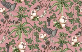 Ivy Rose – decorate with wallpaper – Photowall