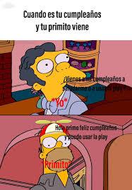 Top Memes De Cumpleanos En Espanol Memedroid