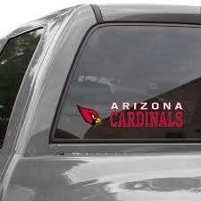 Arizona Cardinals Wincraft 4 X 17 Die Cut Decal
