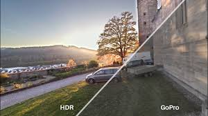 how to make gopro hdr videos tutorial