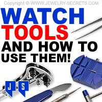watch tools and how to use them