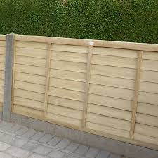 Forest 6 X 3 Pressure Treated Lap Fence Panel 1 83m X 0 91m Buy Sheds Direct